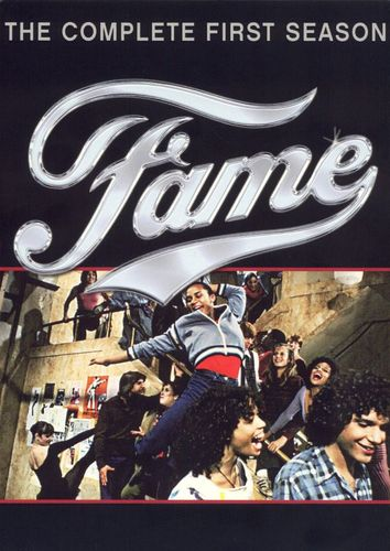 Fame: The Complete First Season [4 Discs] [DVD] 7547791