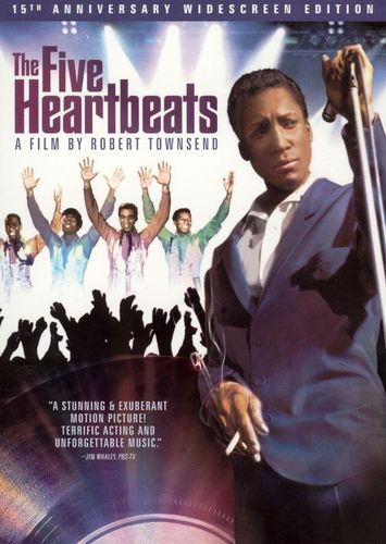 The Five Heartbeats [15th Anniversary] [WS] [DVD] [1991] 7548095