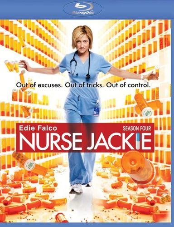 Nurse Jackie: Season Four [2 Discs] [Blu-ray] 7556077