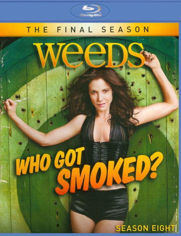 Weeds: Season Eight [2 Discs] [Blu-ray] 7560122