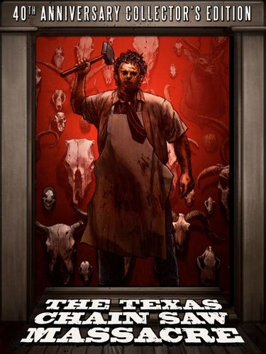 The Texas Chainsaw Massacre [40th Anniversary] [4 Discs] [2 Blu-rays/2 DVDs] [Blu-ray/DVD] [1974] 7566074
