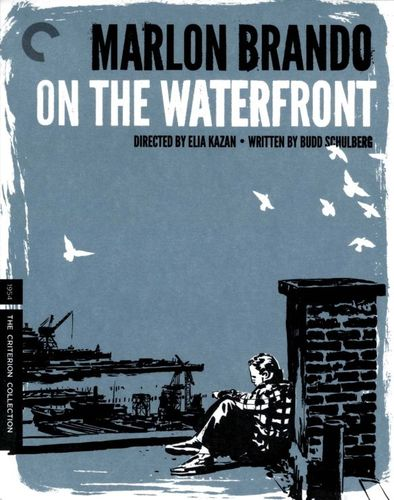 On the Waterfront [Criterion Collection] [Blu-ray] [1954] 7570052