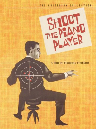 Shoot the Piano Player [2 Discs] [Criterion Collection] [DVD] [1960]