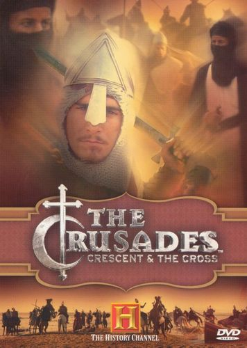 The Crusades: Crescent & the Cross [2 Discs] [DVD] 7576054