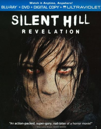 Silent Hill: Revelation [2 Discs] [Blu-ray/DVD] [2012] 7580098