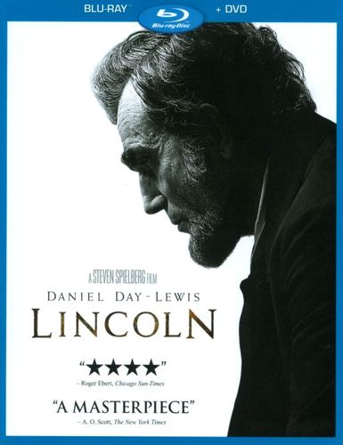Lincoln [2 Discs] [Blu-ray/DVD] [2012] 7580256