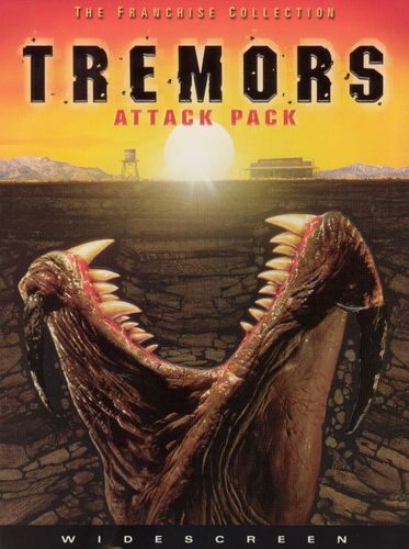 Tremors Attack Pack [2 Discs] [DVD] 7592544