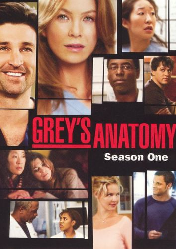 Grey's Anatomy: Season 1 [2 Discs] [DVD] 7601339