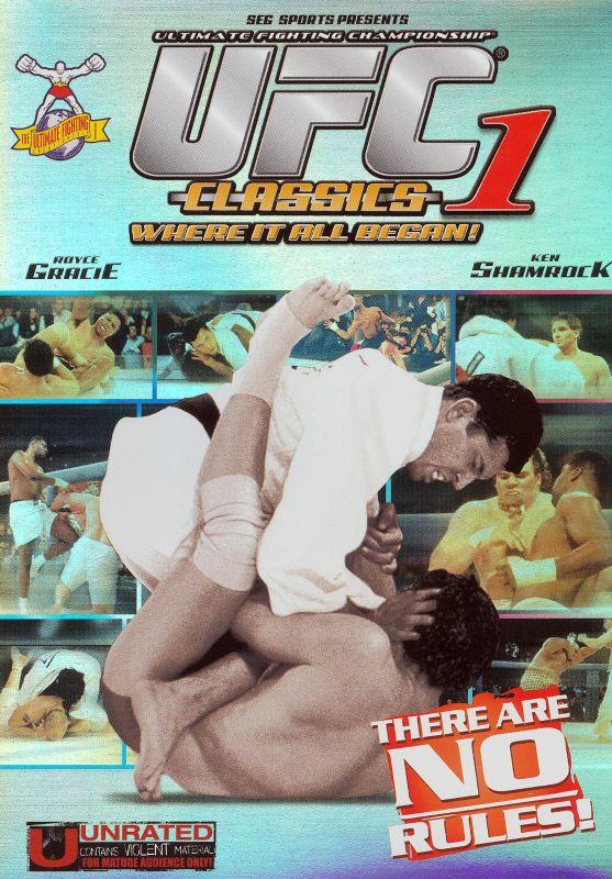 Ultimate Fighting Championship Classics, Vol. 1 [DVD] [1994] 7609304