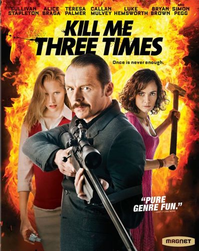 Kill Me Three Times [Blu-ray] [2014] 7613378