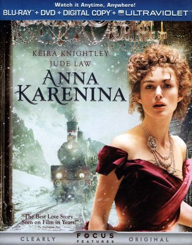 Anna Karenina [2 Discs] [Includes Digital Copy] [UltraViolet] [Blu-ray/DVD] [2012] 7614062
