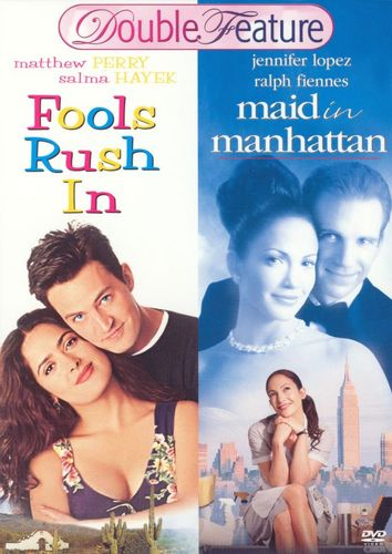 Maid in Manhattan/Fools Rush In [2 Discs] [DVD] 7614548