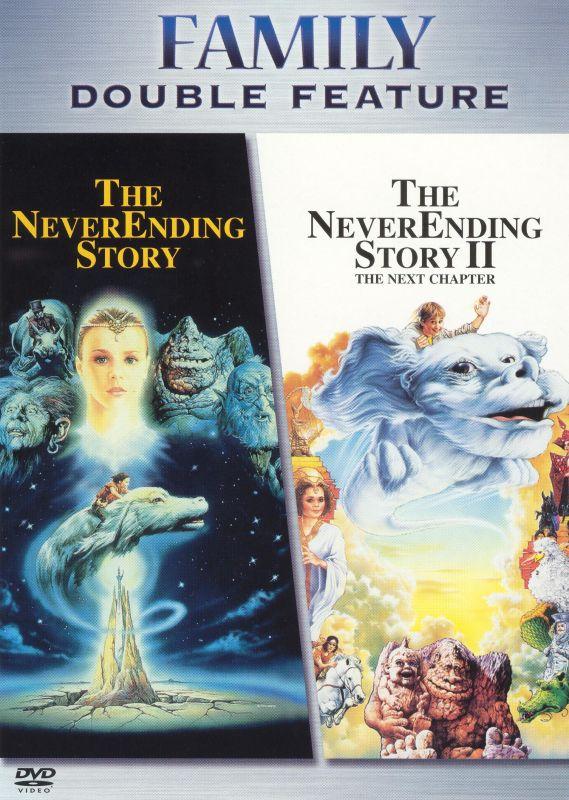 The Neverending Story/The Neverending Story II: The Next Chapter [2 Discs] [DVD] 7615075