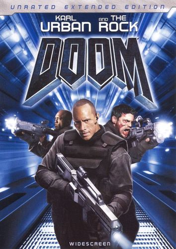 Doom [WS] [Unrated] [DVD] [2005] 7615958