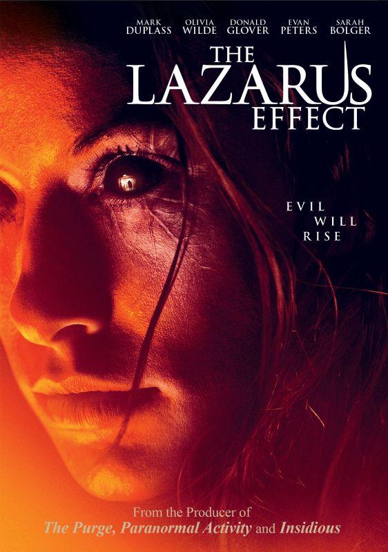 The Lazarus Effect [DVD] [2015] 7619117
