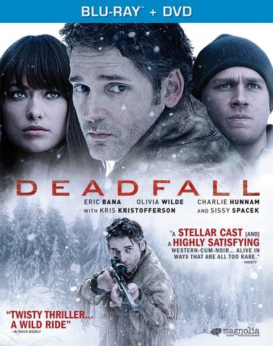 Deadfall [2 Discs] [Blu-ray/DVD] [2012] 7620063