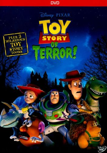 Toy Story of Terror! [DVD] [2014]