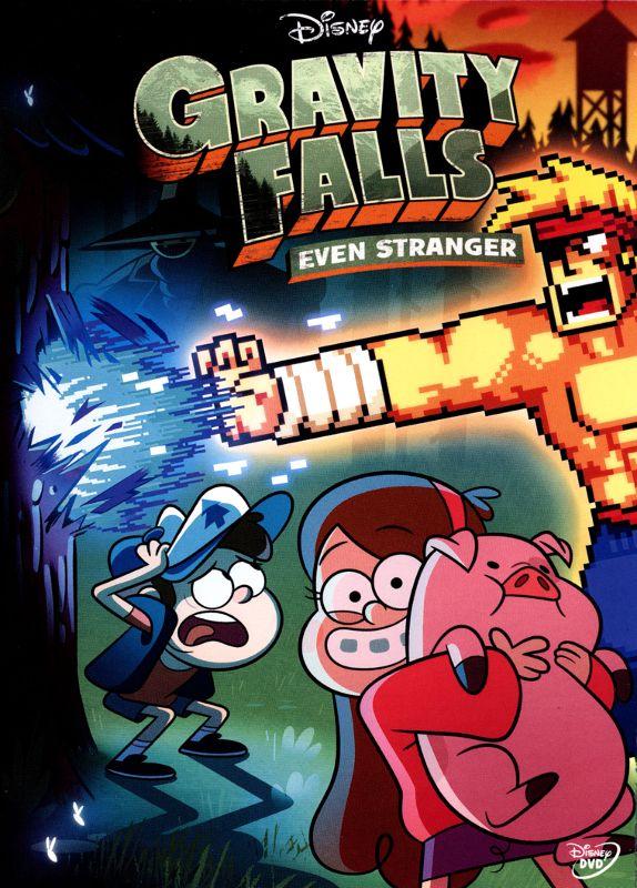 Gravity Falls: Even Stranger [DVD] 7620185