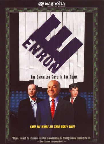 Enron: The Smartest Guys in the Room [DVD] [2004] 7627428