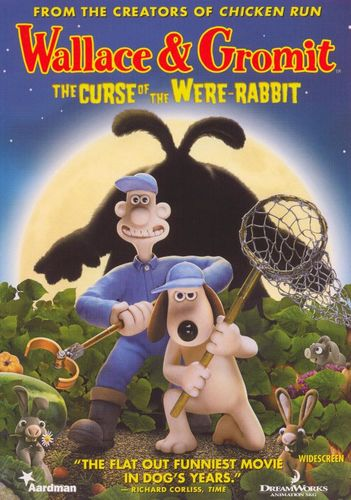 Wallace & Gromit: The Curse of the Were-Rabbit [WS] [DVD] [2005] 7641812