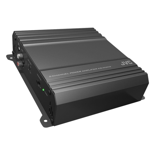 Alpine - 300W Class D Bridgeable Multichannel Amplifier with Variable Crossover - Black 7551337