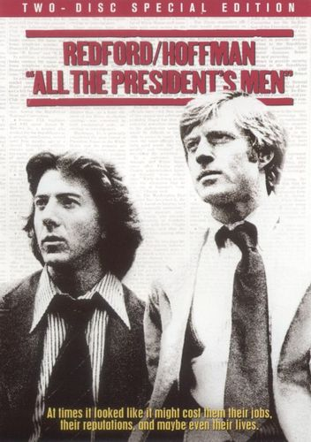 All the President's Men [2 Discs] [DVD] [1976] 7649583