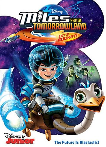 Miles From Tomorrowland: Let's Rocket! [English] [DVD] 7649755