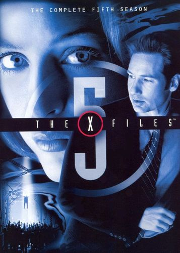 The X-Files: The Complete Fifth Season [6 Discs] [DVD] 7653194