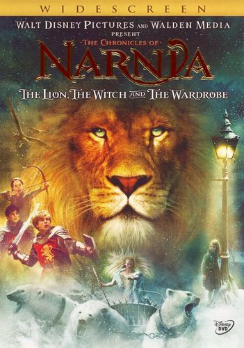 The Chronicles of Narnia: The Lion, The Witch and the Wardrobe [WS] [DVD] [2005] 7678881