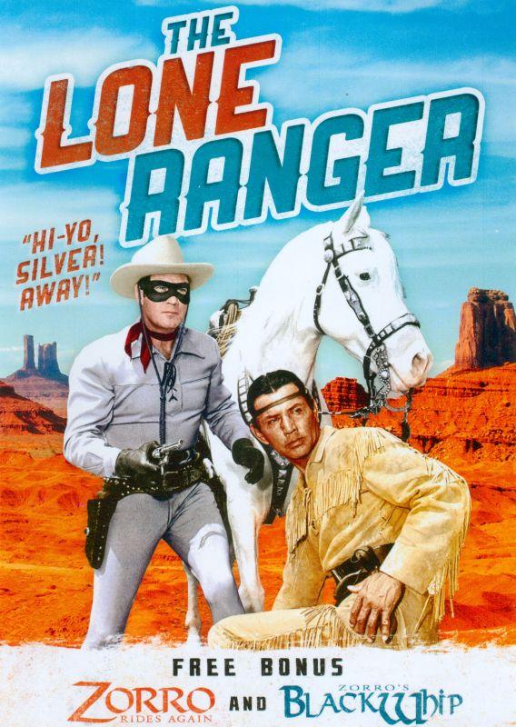 The Lone Ranger [2 Discs] [DVD] 7689104