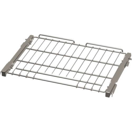 Thermador Telescopic Oven Rack 30 Silver Angle Standard