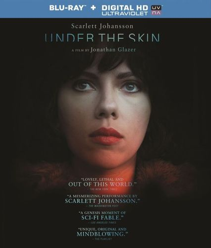 Under the Skin [Includes Digital Copy] [UltraViolet] [Blu-ray] [2013] 7713052