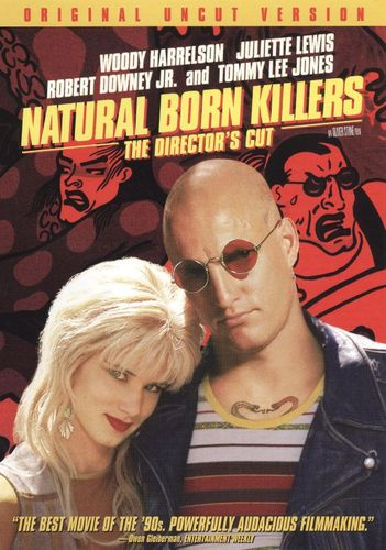 Natural Born Killers [Unrated] [Director's Cut] [2 Discs] [DVD] [1994] 7713478