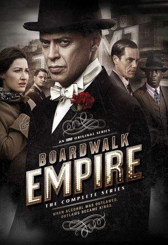 Boardwalk Empire: The Complete Series [20 Discs] [DVD] 7715069