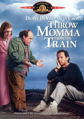 Throw Momma from the Train [DVD] [1987] 7715993