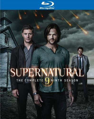Supernatural: The Complete Ninth Season [4 Discs] [Includes Digital Copy] [UltraViolet] [Blu-ray] 7716301