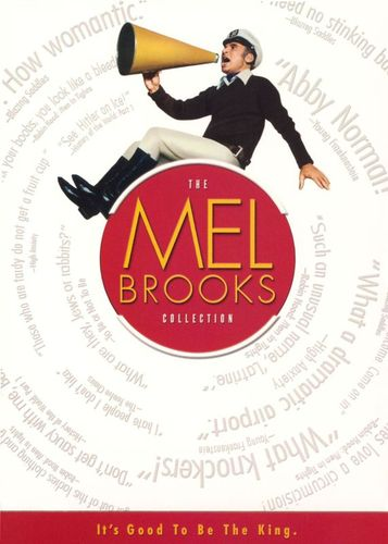 The Mel Brooks Box Set Collection [8 Discs] [DVD] 7716475