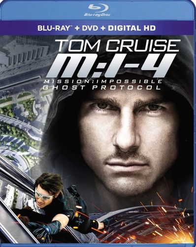 Mission: Impossible - Ghost Protocol [Blu-ray] [2011] 7716632