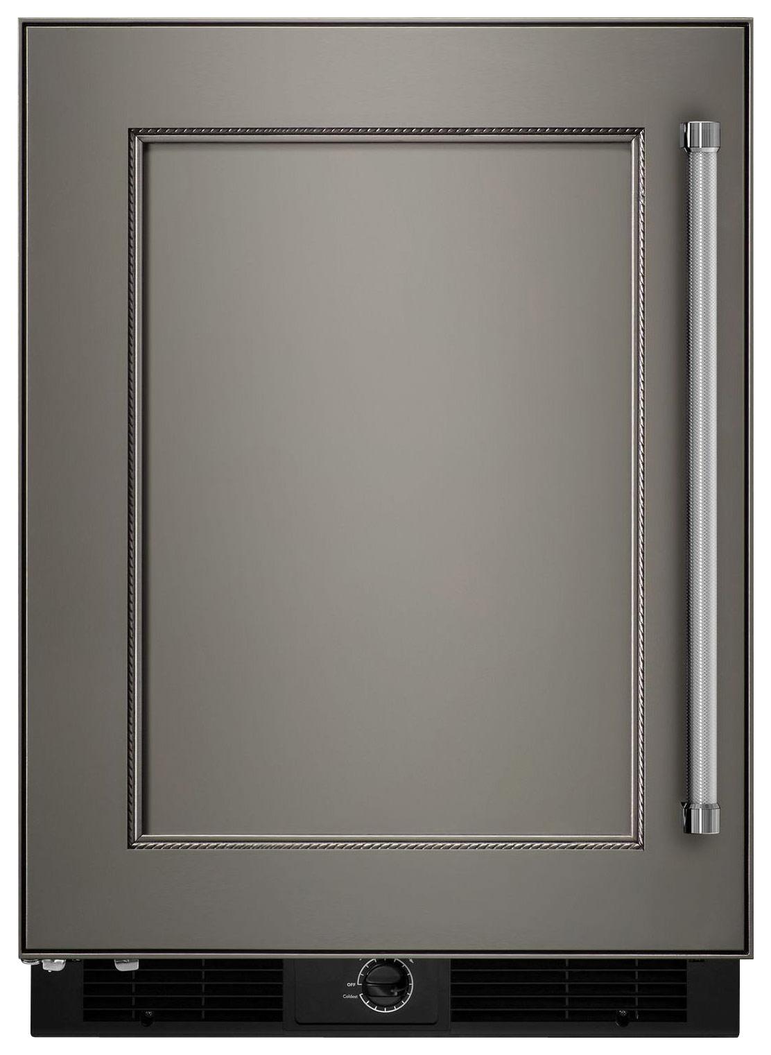 KitchenAid - 4.9 Cu. Ft. mini fridge - Custom Panel Ready