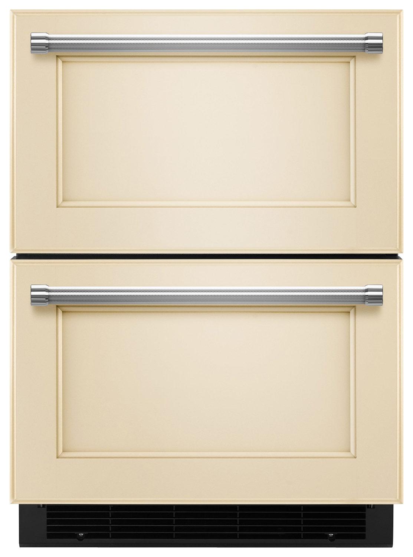 KitchenAid - 4.7 Cu. Ft. mini fridge - Custom Panel Ready