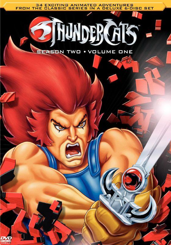 Thundercats: Season 2, Vol. 1 [6 Discs] [DVD] 7724607
