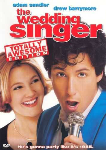 The Wedding Singer [Totally Awesome Edition] [DVD] [1998] 7724796