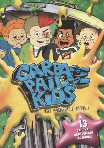 Garbage Pail Kids: The Complete Series [2 Discs] [DVD] 7729185