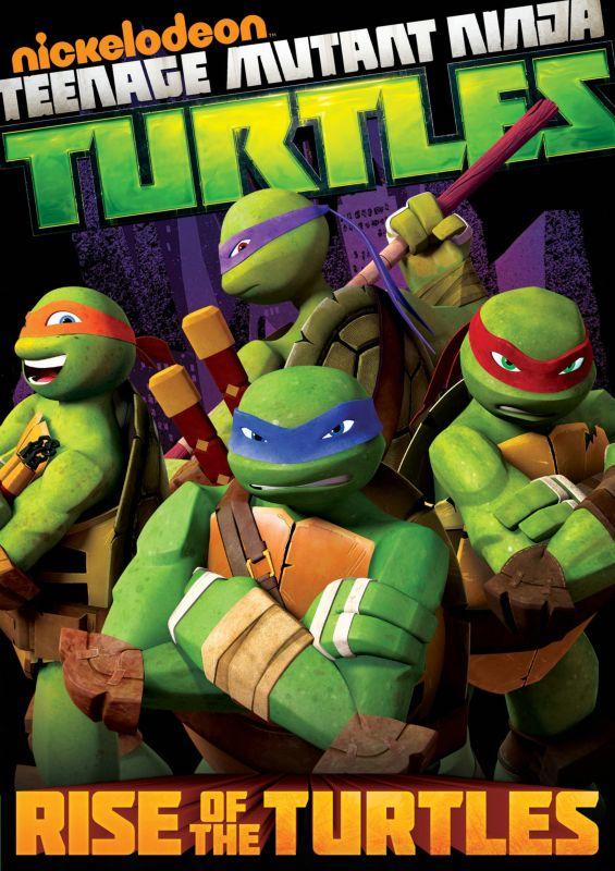 Teenage Mutant Ninja Turtles: Rise of the Turtles/Enter Shredder [2 Discs] [DVD] 7729209
