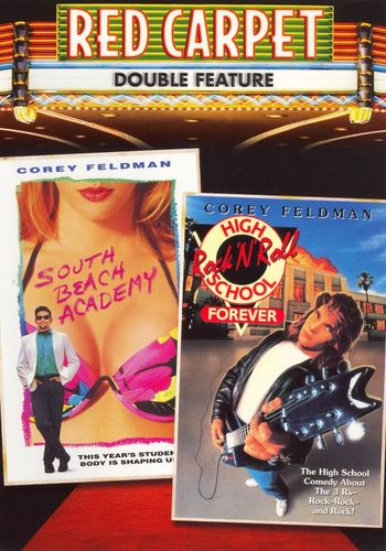 Red Carpet Double Feature: South Beach Academy/Rock 'n' Roll High School Forever [DVD] 7739263