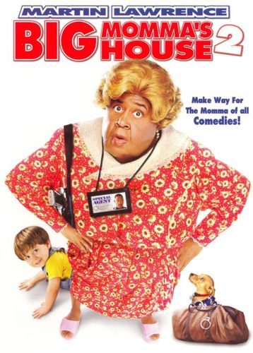 Big Momma's House 2 [DVD] [2006] 7751694