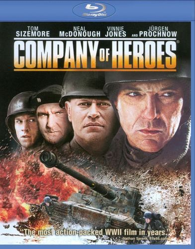 Company of Heroes [Blu-ray] [UltraViolet] [2012] 7753078