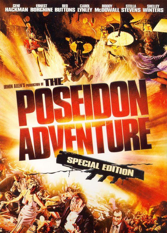 The Poseidon Adventure [Special Edition] [2 Discs] [DVD] [1972] 7762049
