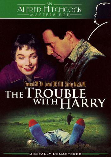 The Trouble with Harry [DVD] [1955] 7765723