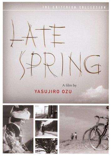 Late Spring [Criterion Collection] [2 Discs] [DVD] [1949] 7770021